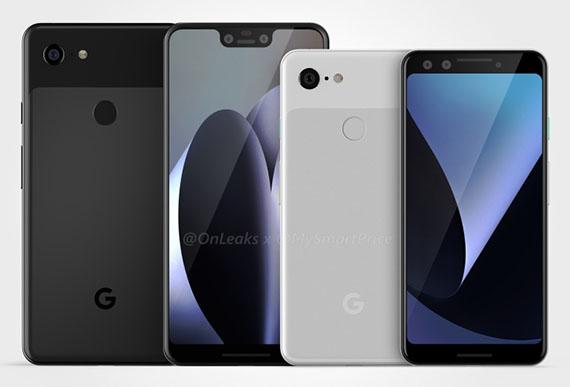 Google Pixel 3 και Pixel 3 XL