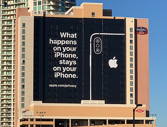 apple privacy lasvegas