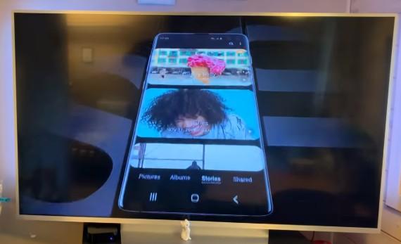 Το πρώτο διαφημιστικό του Samsung Galaxy S10+