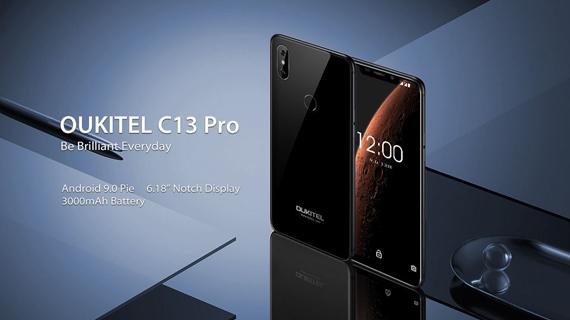 Oukitel C13 Pro: Ένας ακόμη κλώνος του iPhone X έρχεται τον Μάρτιο