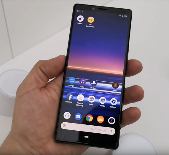 Sony Xperia 1 hands-on [MWC 2019]