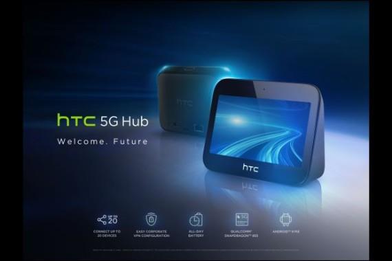 MWC 2019: 20 συσκευές θα συνδέονται στο HTC 5G smart hub