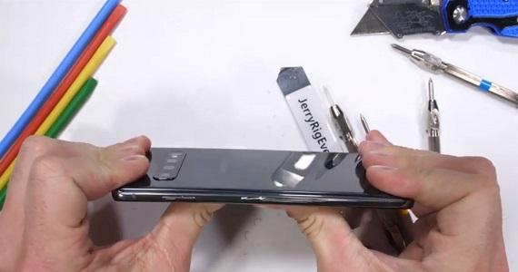 Samsung Galaxy S10: Πόσο ανθεκτικό είναι;