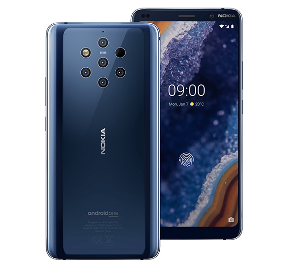 Nokia 9 PureView hands-on [MWC 2019]