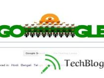 Gift by Google to Indians, Google Doodle on 65th Indian Republic Day