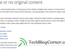 Google Guidelines Update: Low Quality Guest Blogging Considered Content Spam