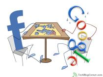 Facebook challenges Google using behavioral marketing in online advertisement market