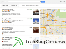 Google's Testing New Hotel Finder Interface