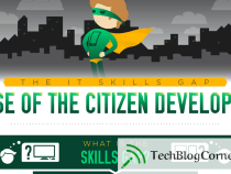 How IT skills gap will stop you to earn more ? [InfoGraphics]