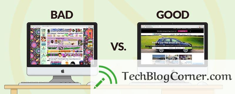bad-vs-good-website-techblogcorner