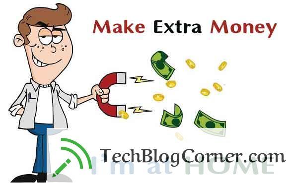 make-extra-money-online-without-investment- techblogcorner