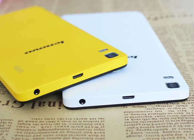 Lenovo K3 Note White & Yellow