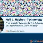 Tech Blog Writer and ProBlogger Podcast