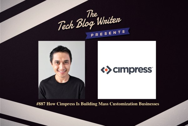 887: How Cimpress Is Building Mass Customization Businesses
