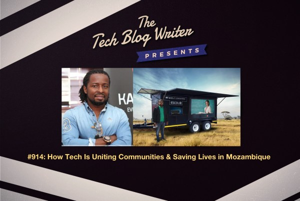The Community Tablet - Tech Blog Writer Podcast