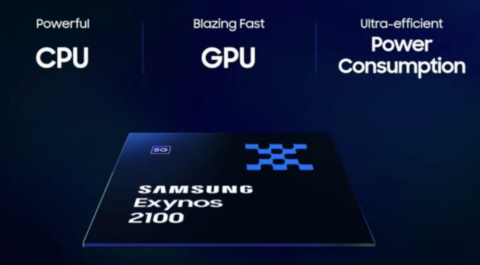 Exynos 2100 Specifications and Features