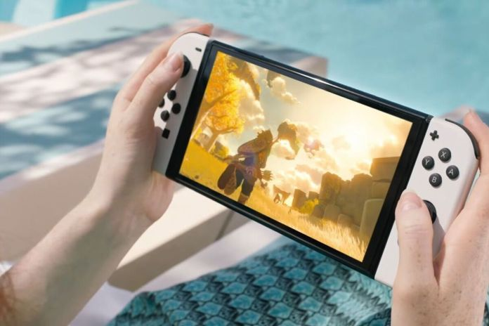 Will the Nintendo switch OLED have better battery life?