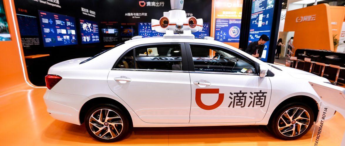 Iklan Pekerjaan Menyarankan Bahwa Layanan Ride-hailing China Didi Akan Segera Diluncurkan di Nigeria