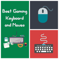 Best Gaming Keyboard & Mouse