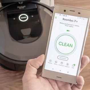 iRobot Roomba i7plus 3