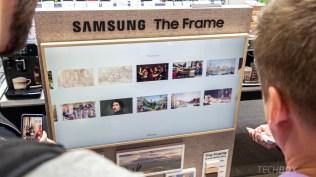 Samsung The Frame live 13