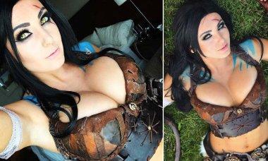 Game of Thrones: cosplayer vira Khal Drogo e arranca suspiros