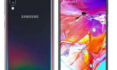 Samsung Galaxy A70 recebe atualização Android 10