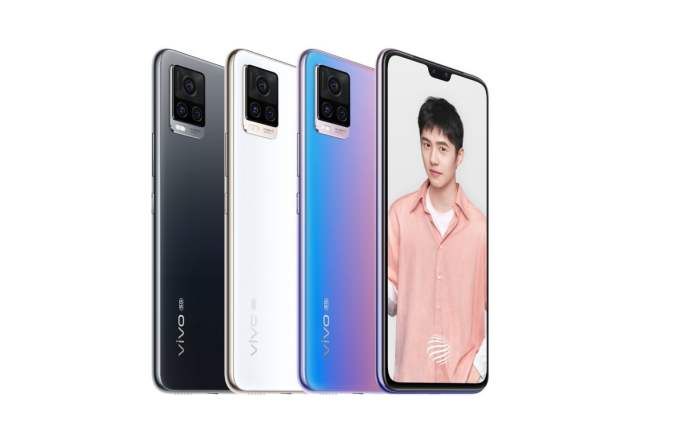 Vivo announced S7 with 5G and dual front camera