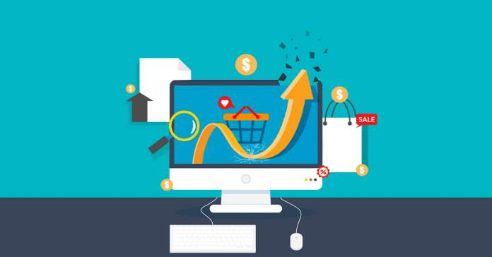 How to increase the online sales?