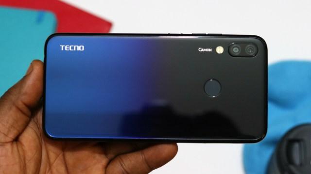 Tecno Camon 11 Pro Build and Design