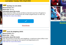 Photo of Best Free Movie Download Websites For Mobile (2021)