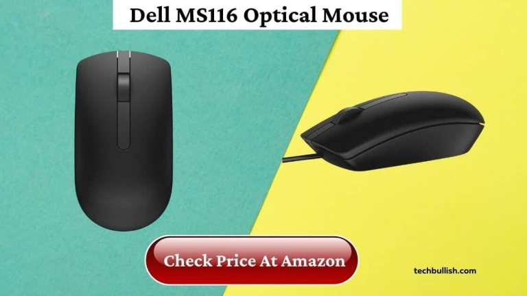 Dell MS116 Wired Mouse