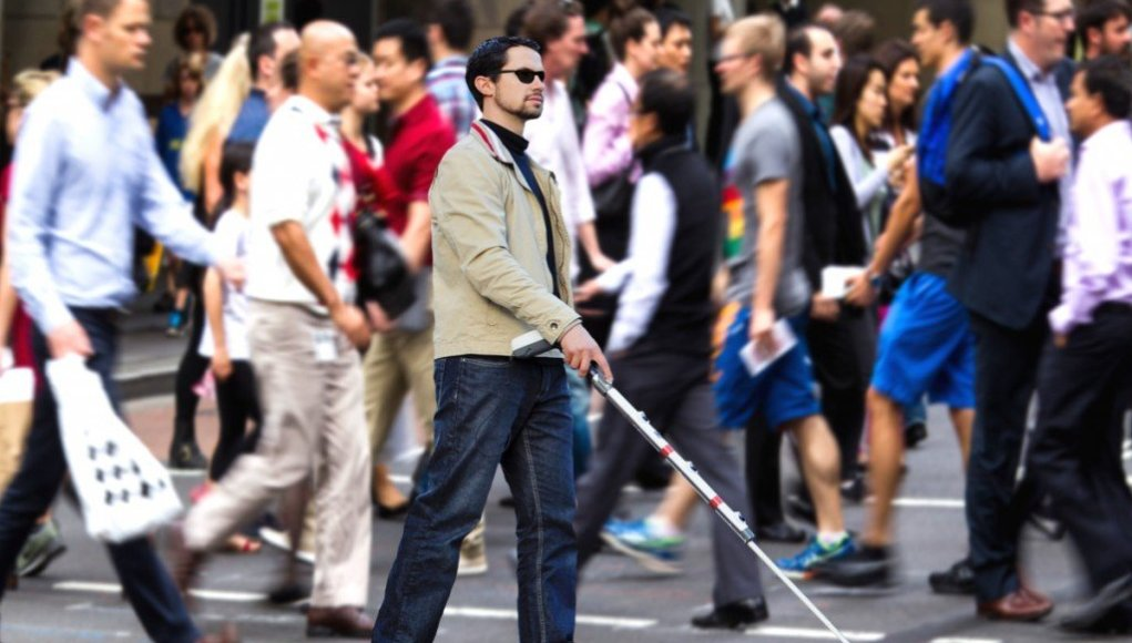The Number of Blind People in the World is Likely to triple by 2050