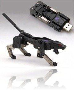 Transformer USB