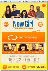 New Girl TV Show app