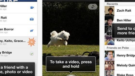 facebook poke app