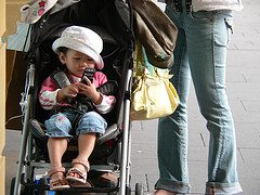 Toddlers and tech: reasons to share your smartphone