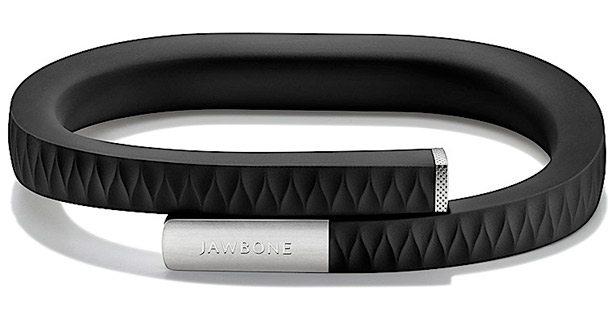 Jawbone Up Black