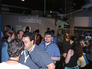 From Wikimania 2006 in Cambridge, Massachusett...
