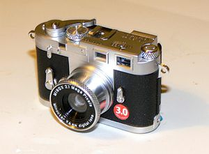 Minox Leica M2.1MP digital camera