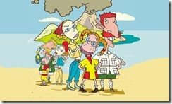 The Wild Thornberrys Family Face-off
