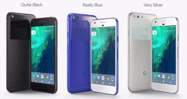 Hands On: Google Pixel For Verizon Wireless