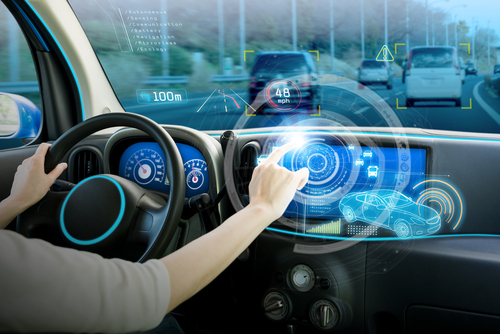 The 5 Ways Technology is Reshaping the Automotive Industry