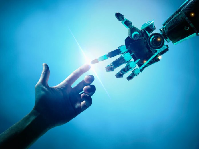 AI touches Us