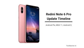 Redmi Note 7 Pro Android Q Update - Tech Burner