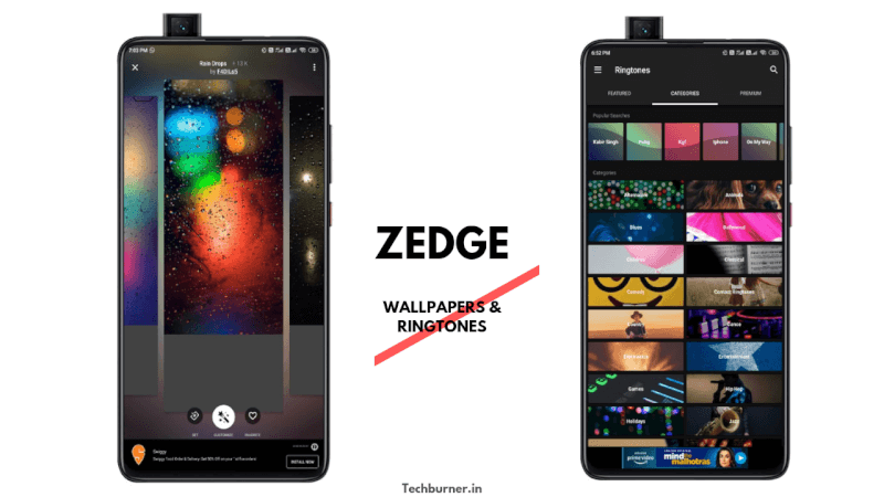 Download Zedge 5 70 3 APK Download: For Wallpapers And