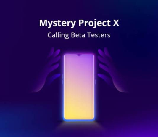 Mystery Project X Calling Beta Testers