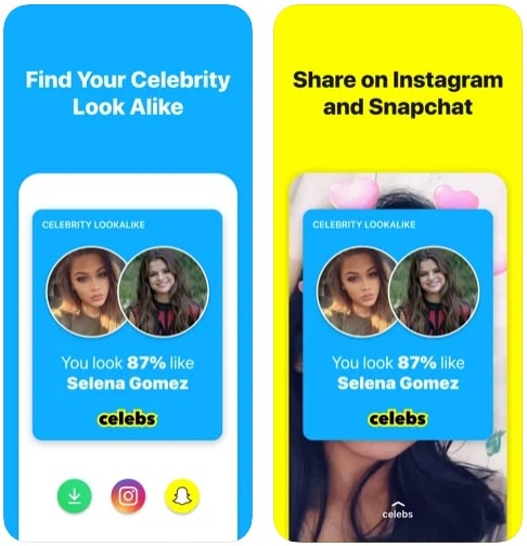 How to find your doppelganger on instagram