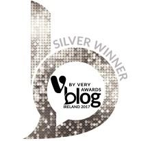 V By Very Blog Awards 2017-Silver