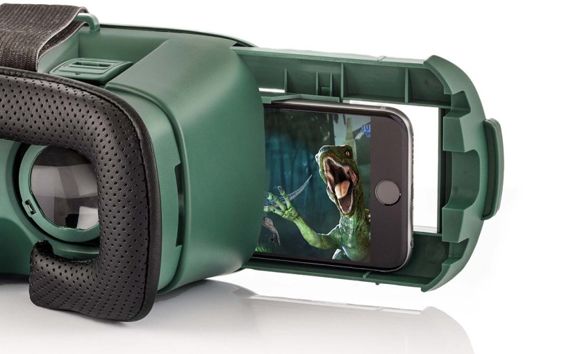 Unboxing and Review. VRSE Jurassic World VR. A risky purchase. #VirtualReality